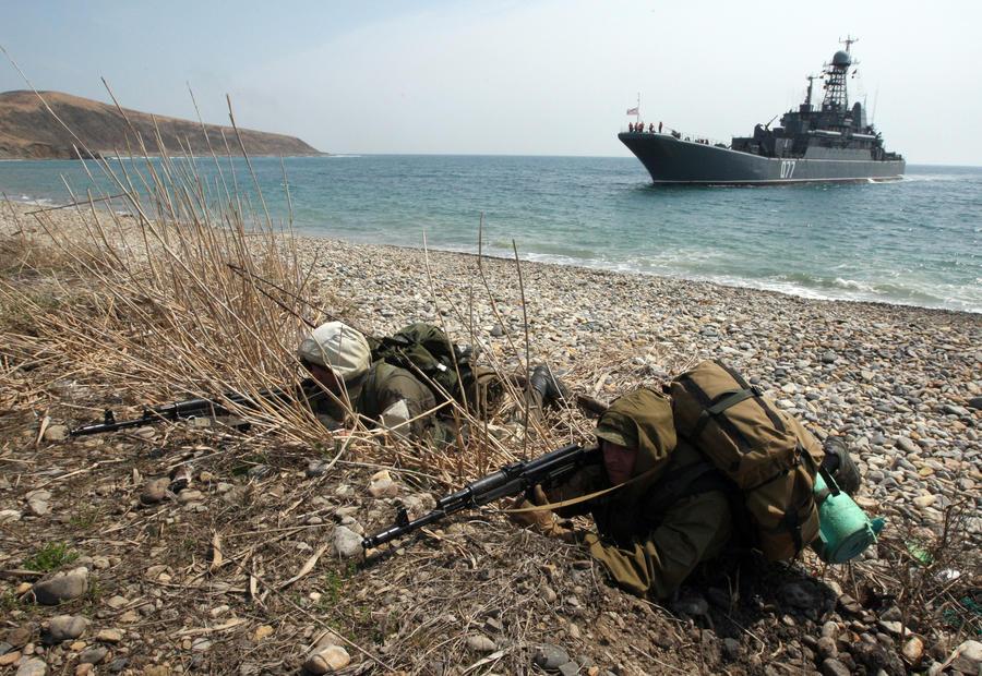 Американские СМИ: Россия увеличивает число военных учений, чтобы сдержать возможную внешнюю агрессию