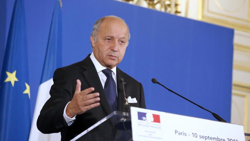 Проект резолюции СБ ООН: Франция даёт Сирии 15 дней на декларирование объектов химоружия