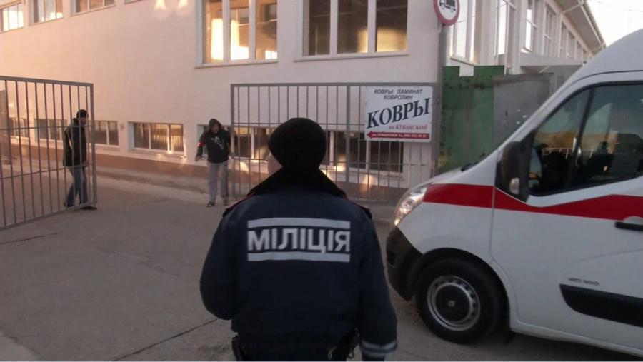 В прокуратуре Крыма не подтвердили информацию о задержании снайпера в Симферополе