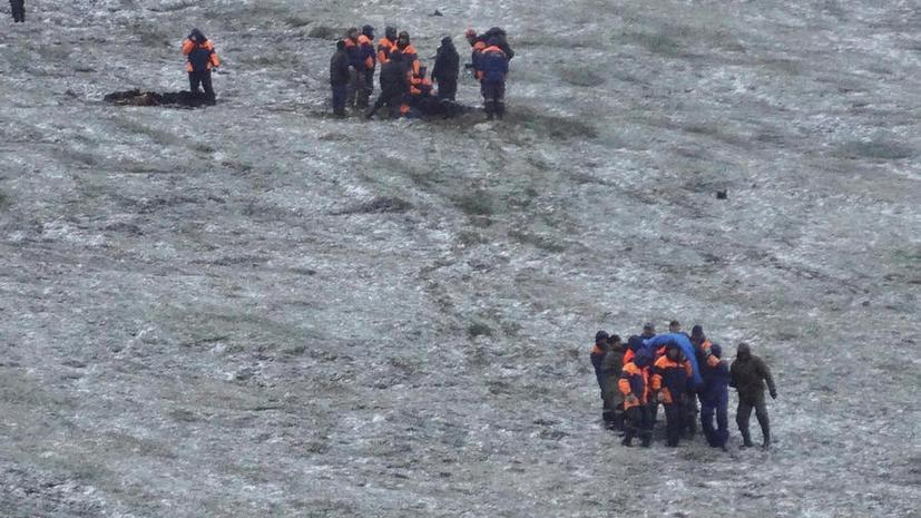 МАК: «Чёрные ящики» рухнувшего в Якутии Ми-8 расшифровать невозможно