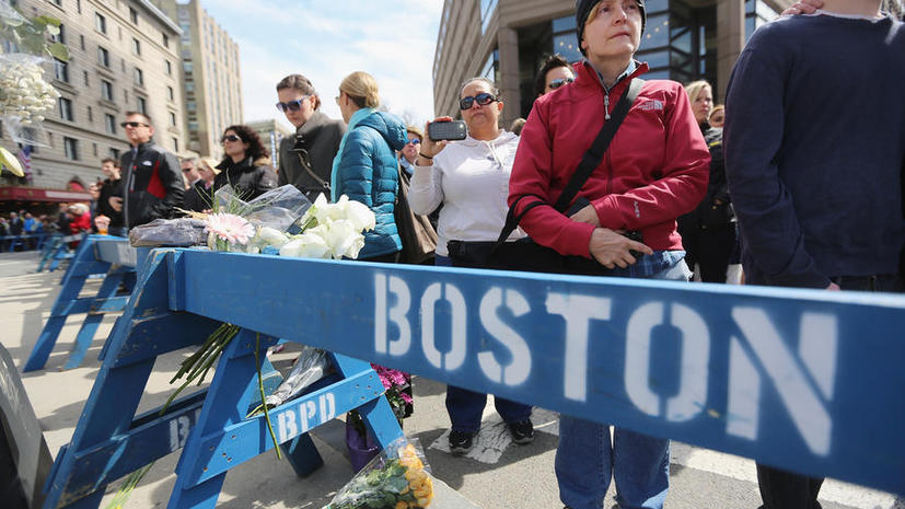 ДНК на бомбе в Бостоне не принадлежало вдове Царнаева