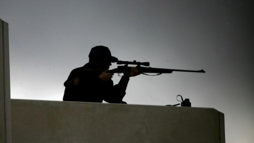 Американский снайпер застрелил подростка-самоубийцу
