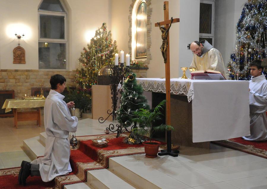 Мир готовится встретить Рождество по григорианскому календарю