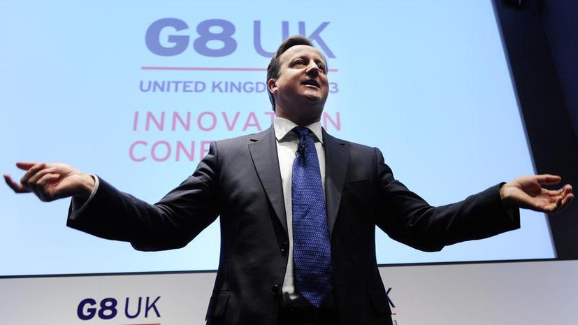 Дэвид Кэмерон: Я хочу помочь сирийской оппозиции добиться успеха