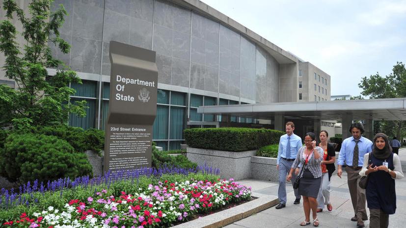 Госдеп США знает о задержании сотрудника ЦРУ, но не комментирует ситуацию