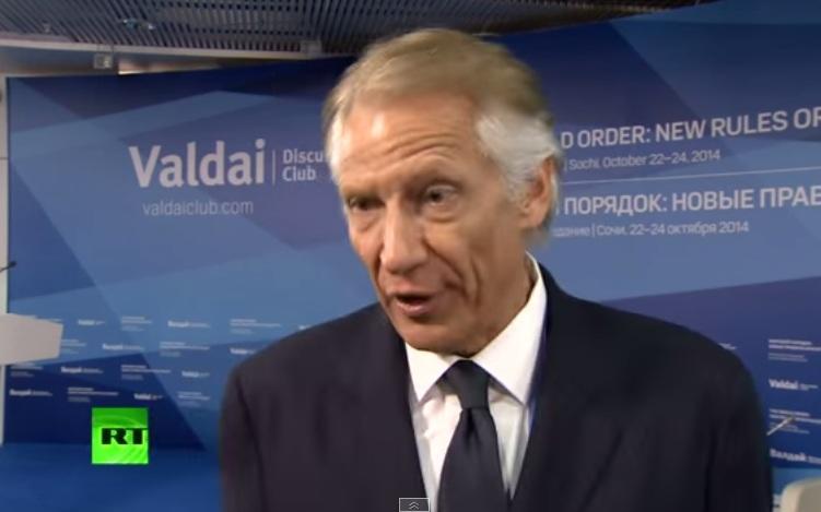 Экс-премьер Франции: Мировое сообщество поможет Украине, если будет действовать сообща