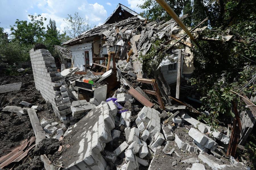 HRW: Украинская армия применяла кассетные боеприпасы под Донецком