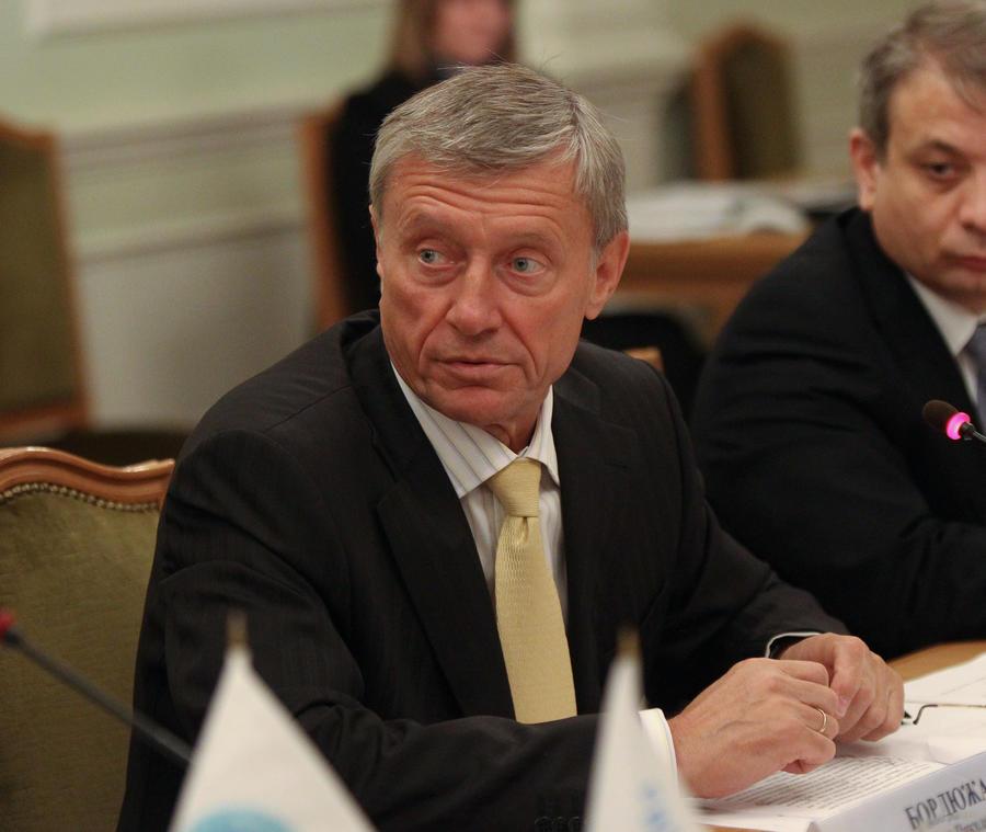 Николай Бордюжа: Миротворцы ОДКБ готовы к операции на Украине