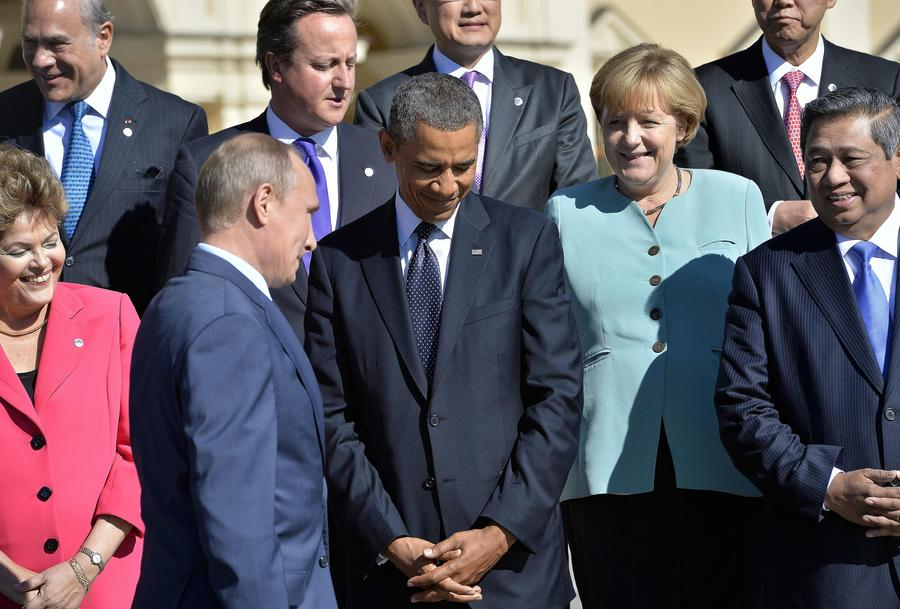 Сергей Лавров: Путин после встречи с Обамой поставил задачу уничтожить всё химоружие в мире