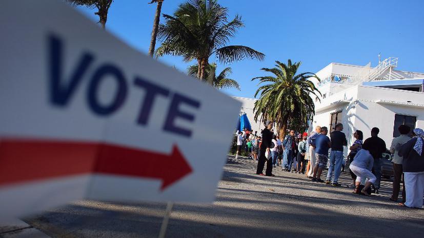 НКО США потратили более 840 млн долларов на предвыборную кампанию 2012 года