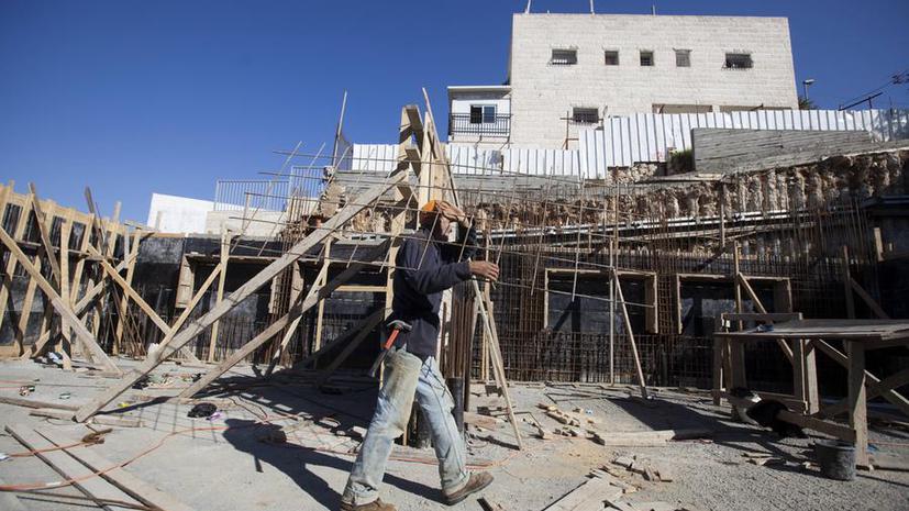 Израиль построит ещё 1,5 тыс. домов в Восточном Иерусалиме