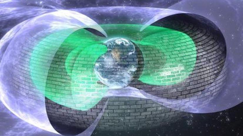 Исследование: Землю от космических электронов оградило защитное поле, как в Star Trek