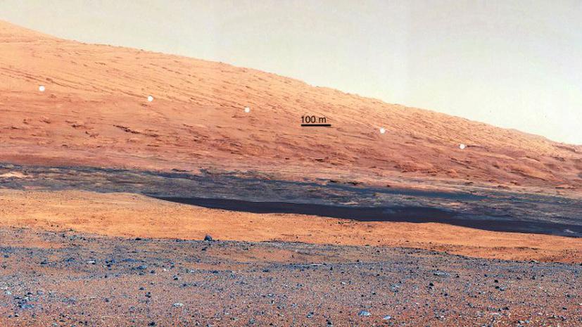 Следов метана на Марсе пока не обнаружено