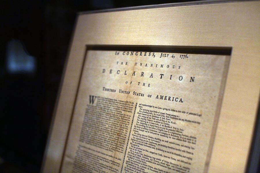 МИД России напомнил США о формулах Декларации независимости
