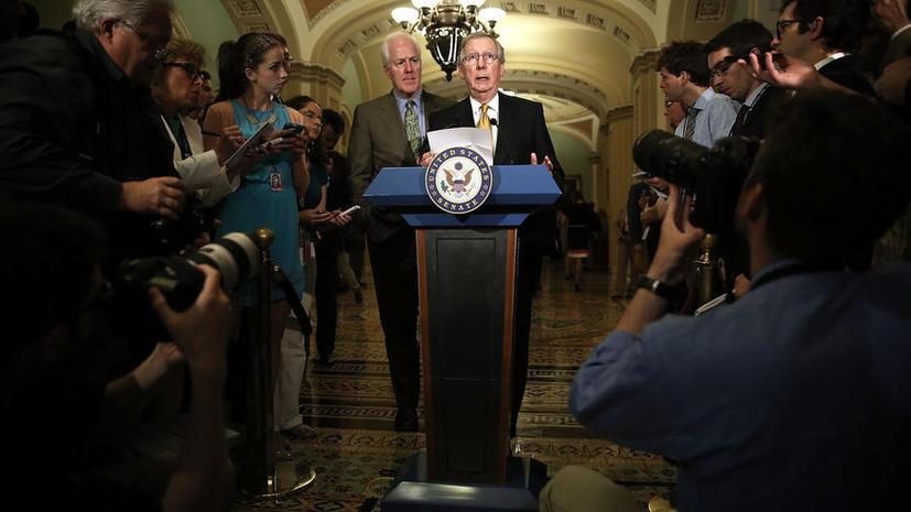 Сенат США не принял к рассмотрению законопроект об ограничении полномочий американских спецслужб