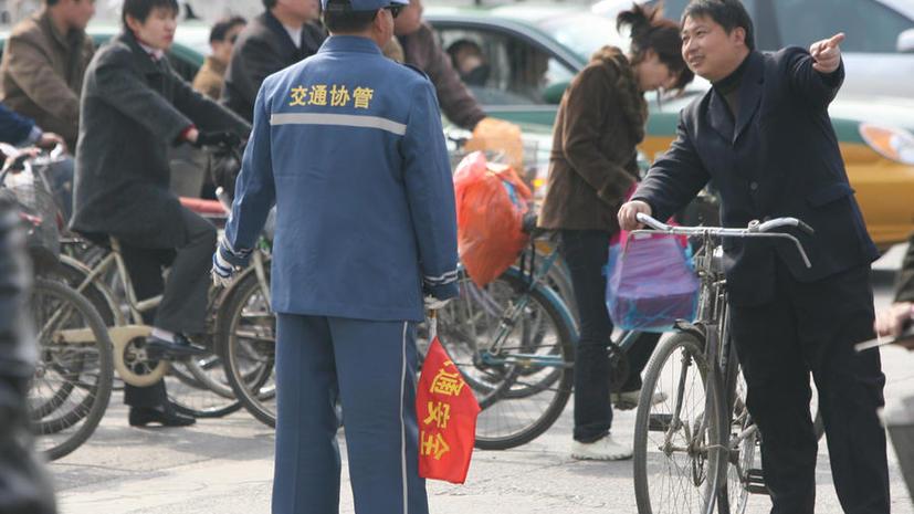 Теракт в центре Пекина осуществила группа из 8 человек