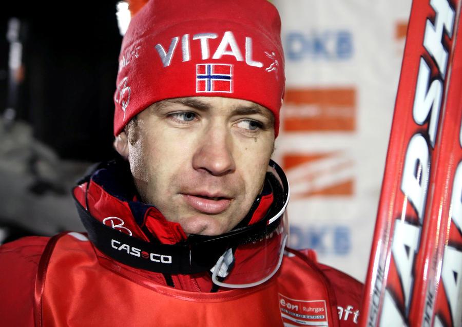 Бьорндален: Россия должна была провести у себя Олимпиаду