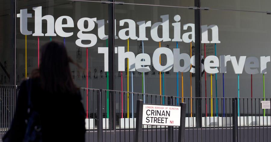 The Guardian передала секретные данные американской газете