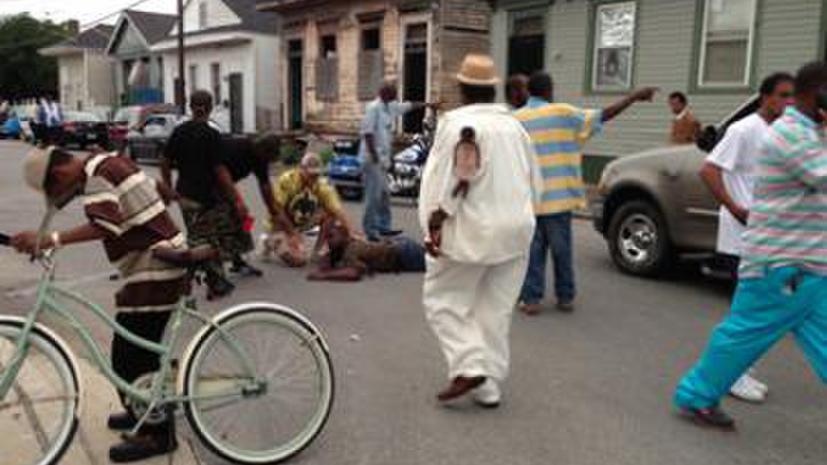 ФБР: нападение на парад в Новом Орлеане — не теракт, а уличная преступность