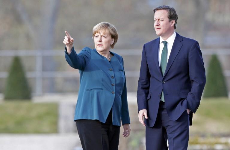 Германия и Великобритания будут сообща бороться с налоговыми уклонистами