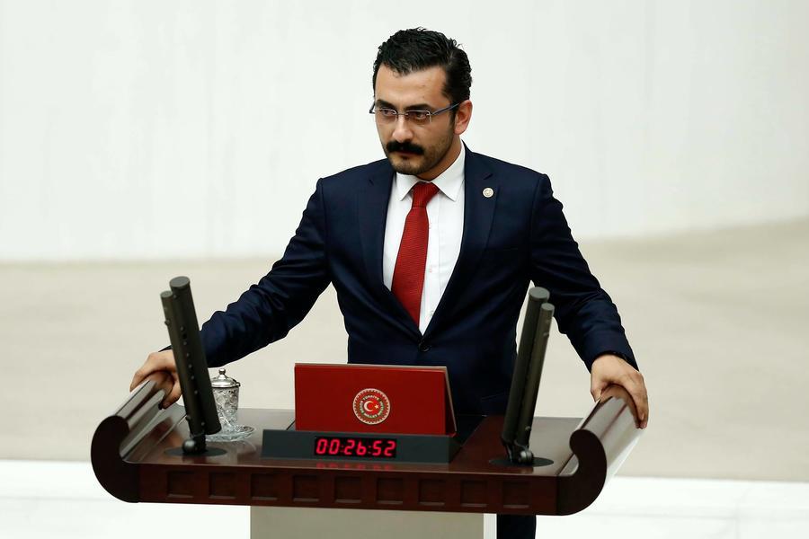 Турецкий политик, обвиняемый в госизмене, перечислил преступления правительства Эрдогана