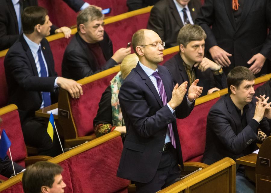 Верховная рада может законодательно закрепить курс Украины на вступление в НАТО
