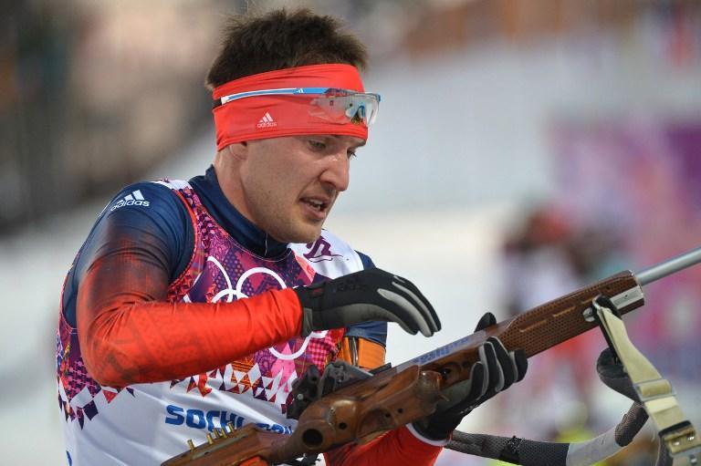 В свой день рождения биатлонист Евгений Гараничев принёс России бронзовую медаль в индивидуальной гонке