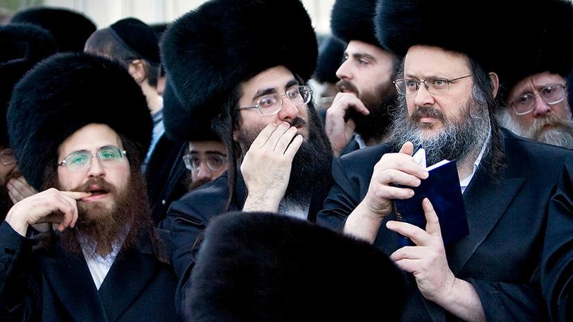 Скандал в еврейской общине Нью-Йорка: раввина облили хлоркой