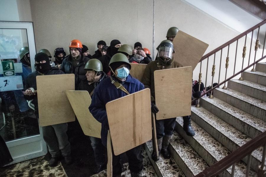 СБУ начала расследование по факту попытки захвата власти на Украине