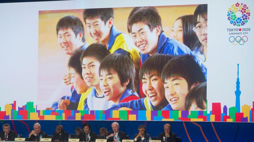 Летняя Олимпиада-2020 пройдет в Токио