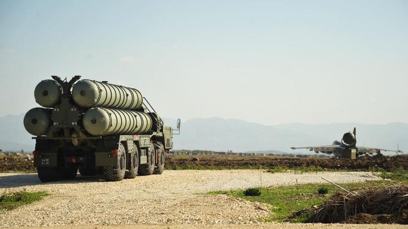 Главком ВКС РФ: С поставкой С-400 Россия сразу навела порядок в воздушном пространстве Сирии
