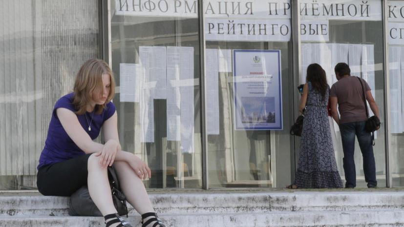 Пяти российским вузам разрешили проводить профильные вступительные экзамены