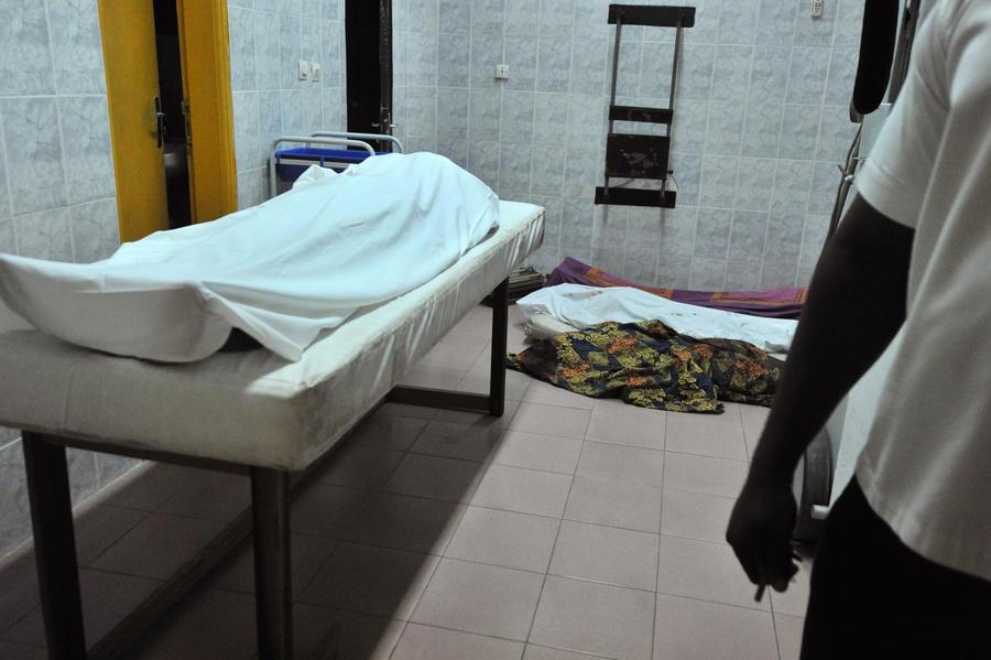 Немка восемь месяцев хранила в квартире тело умершей матери из-за отсутствия денег на похороны