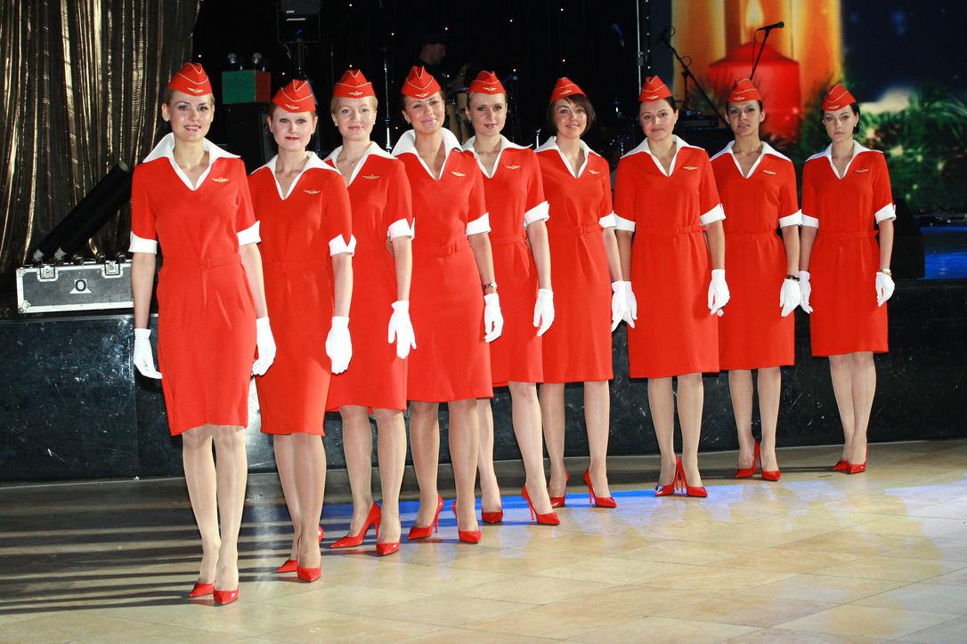 «Аэрофлот» признали самой стильной европейской авиакомпанией