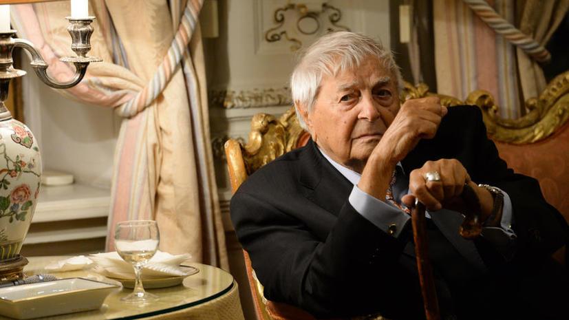 На 98-м году жизни скончался основатель московского Театра на Таганке Юрий Любимов