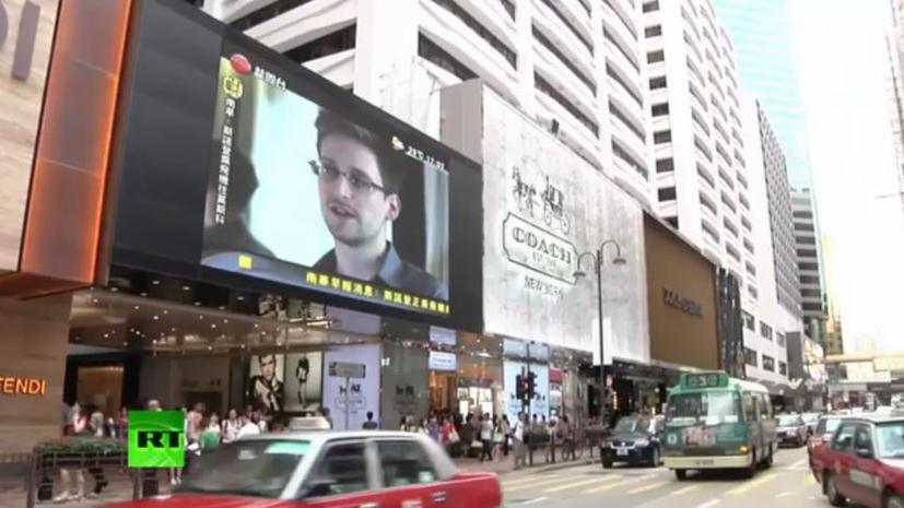 Мировое сообщество не может договориться, в чьих руках находится судьба Эдварда Сноудена