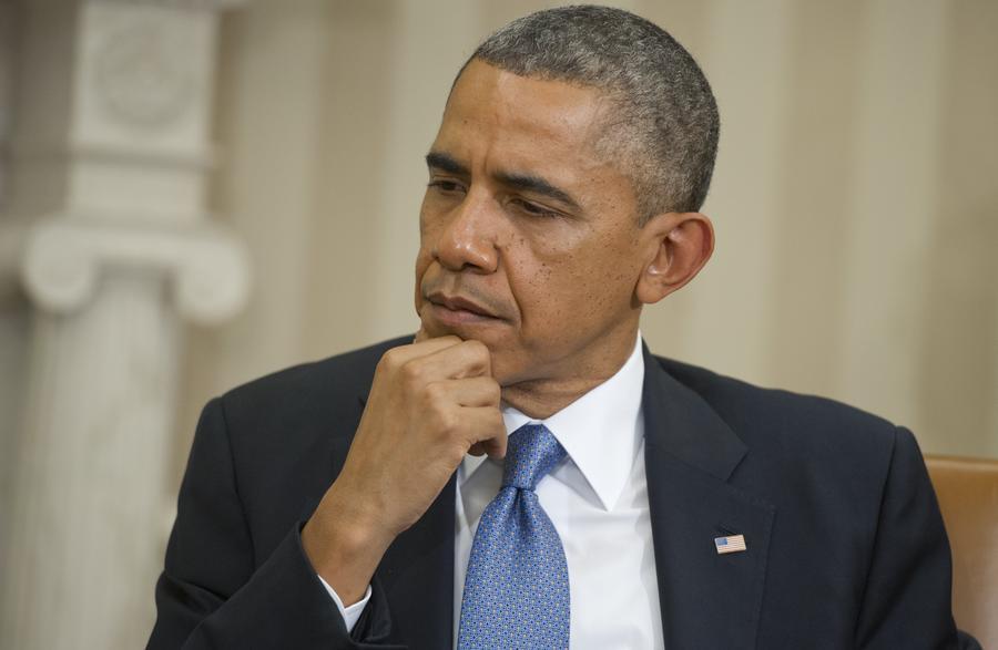 Один из лидеров республиканцев оскорбил Барака Обаму во время слушаний по бюджету