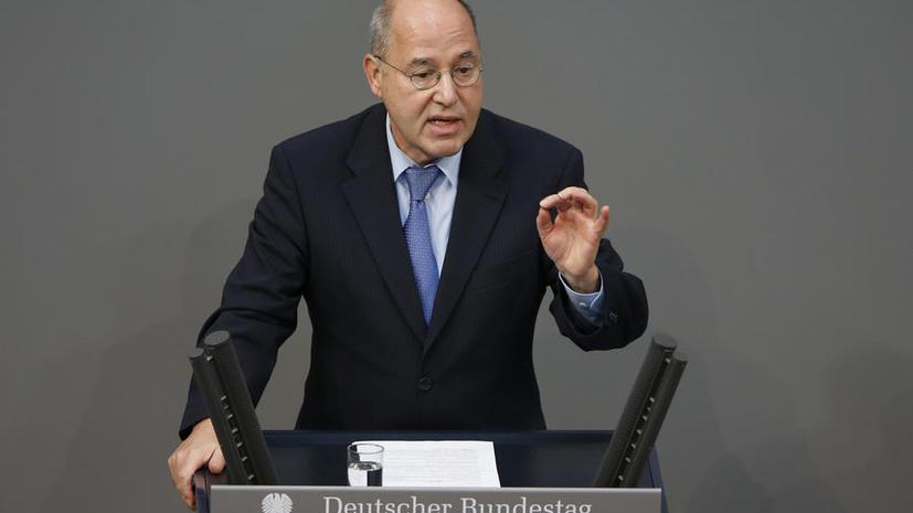 Немецкий политик: Германии нужна Россия