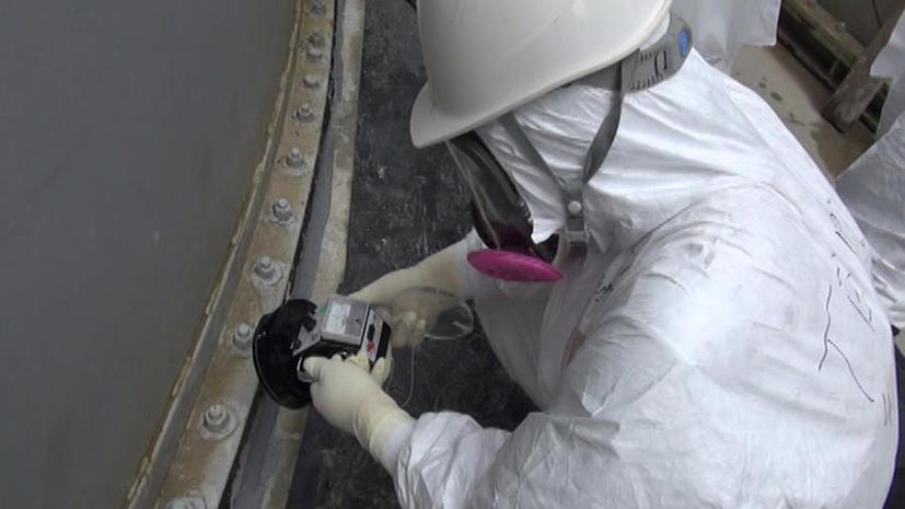 Из-за ошибки ремонтников на АЭС «Фукусима» произошёл резкий скачок уровня радиации