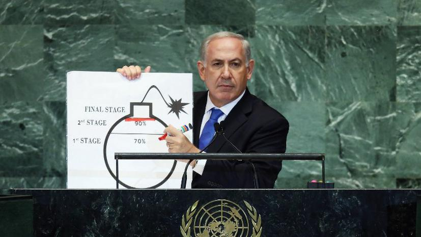Израильские СМИ обнародовали информацию о несостоявшемся нападении на Иран