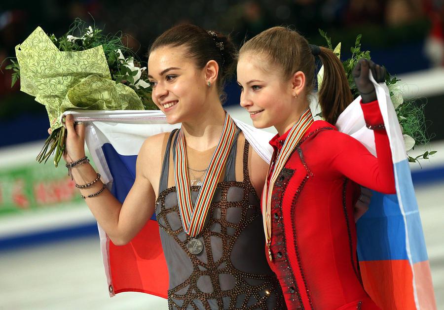 Юлия Липницкая: Завтра буду бороться, несмотря ни на что