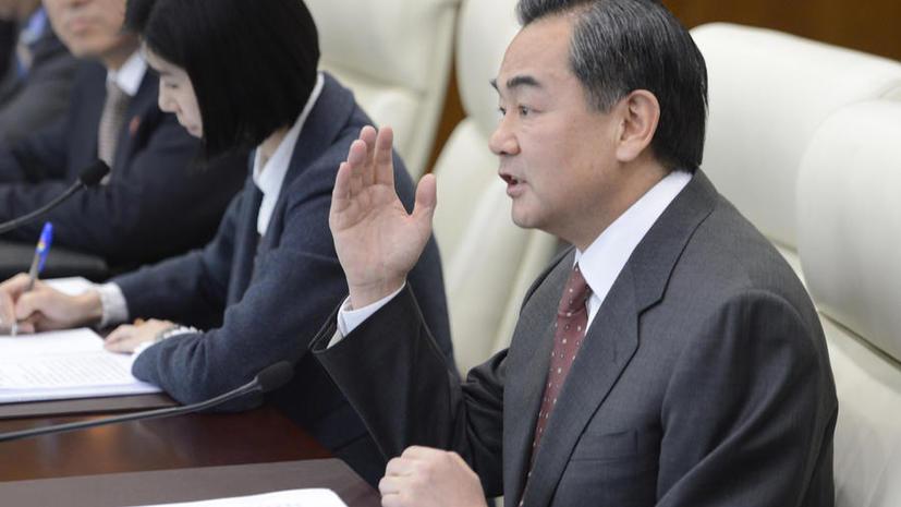 Китай приветствует российско-американское соглашение по химоружию в Сирии
