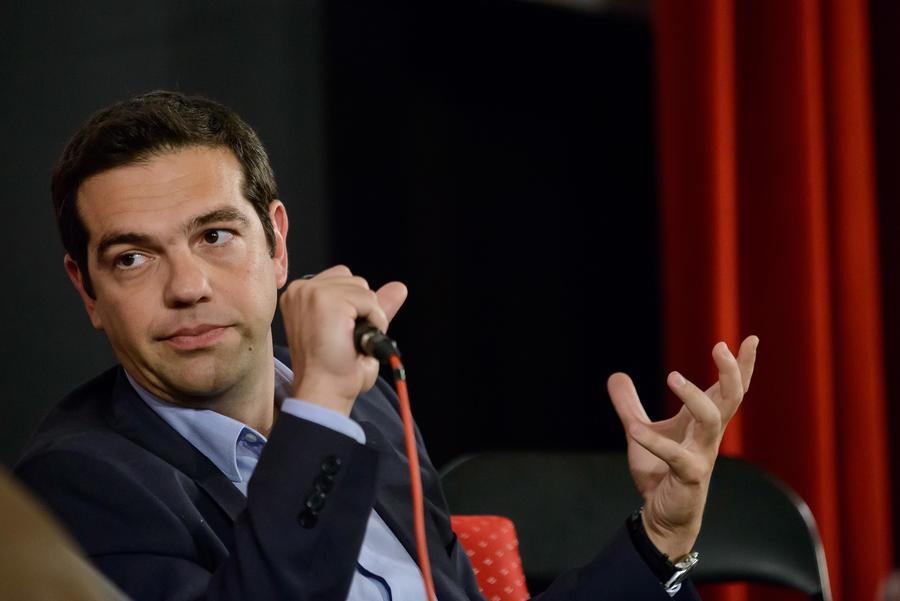 Премьер Греции Алексис Ципрас: Архитектура безопасности в Европе не может не включать в себя Россию