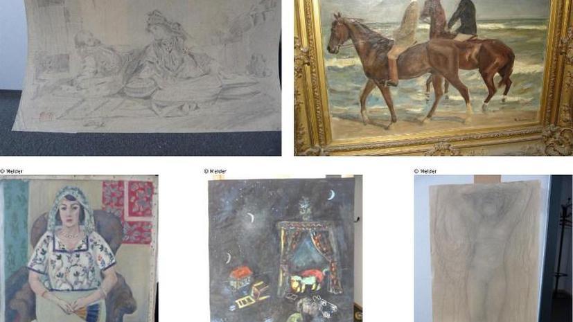 Немецкий галерист по дешёвке скупал ценные картины для нацистов, обманывая союзников