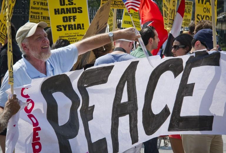 США получили от России план передачи сирийского химического оружия под контроль международного сообщества
