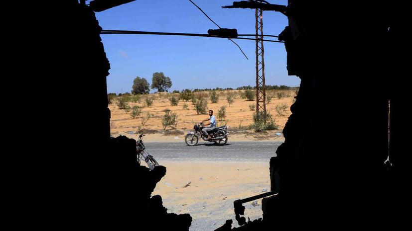 Боевики атаковали военных в Египте, пять человек погибли