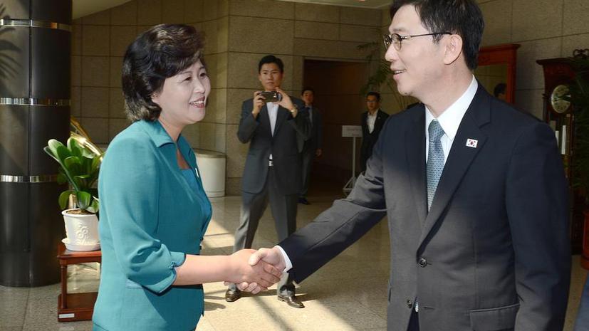 КНДР и Южная Корея договорились о переговорах на правительственном уровне