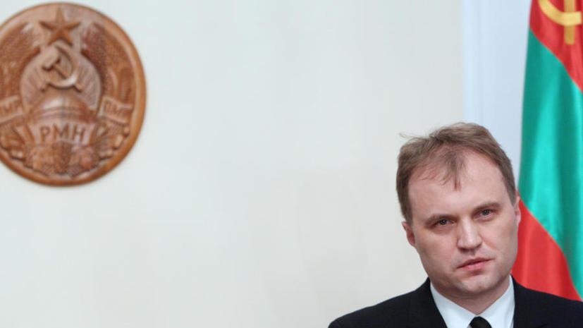 СМИ: Приднестровье надеется войти в состав РФ вслед за Крымом