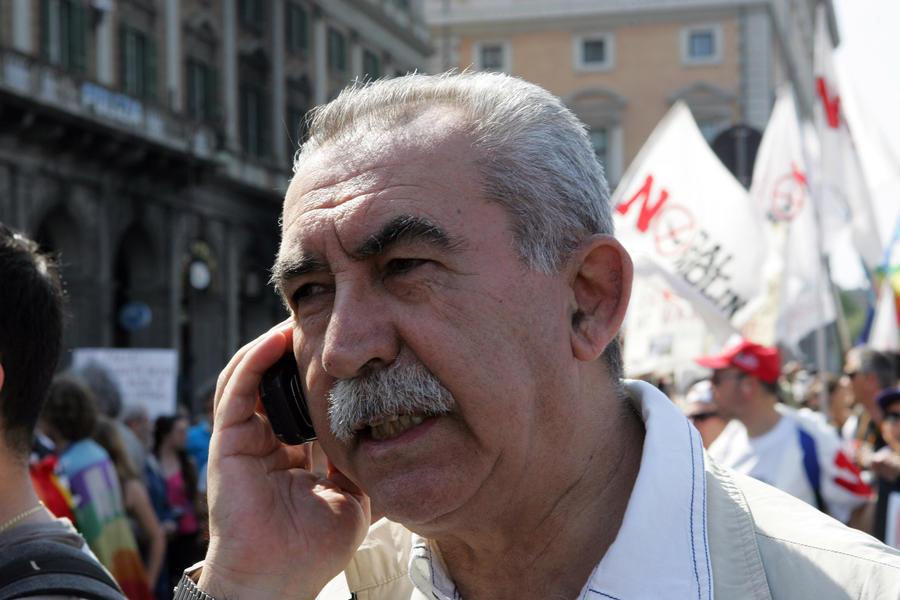 Итальянский журналист Кьеза: Никакой свободы информации на Западе сейчас нет