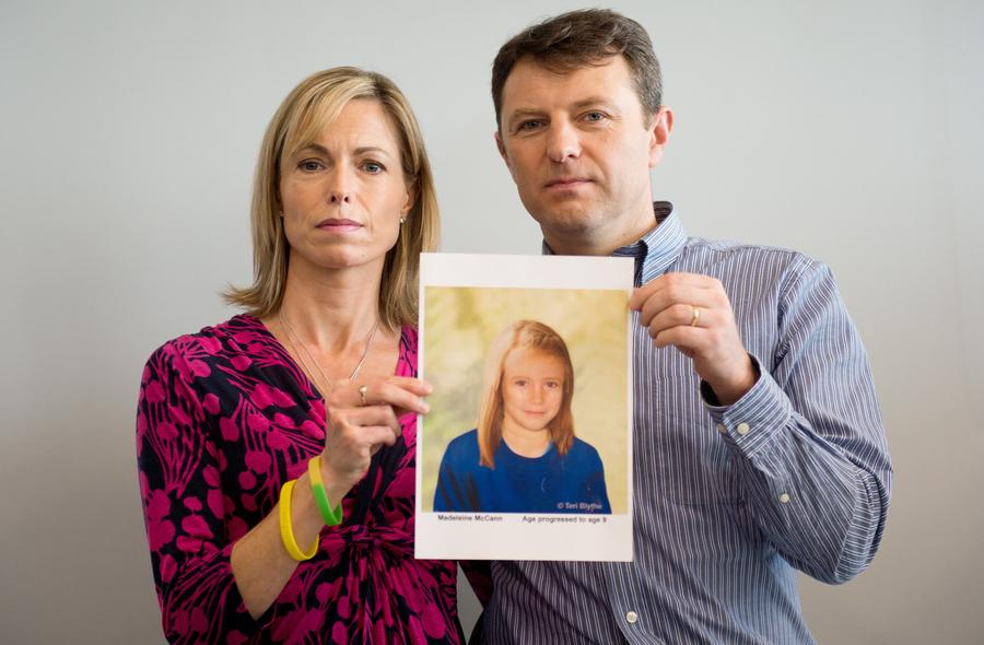 Скотланд-Ярд: британская девочка, пропавшая шесть лет назад в Португалии, может быть все ещё жива